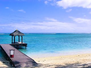 Shot at Mauritius