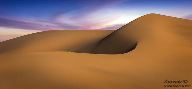 Desierto del Sáhara (Merzouga - Marruecos)