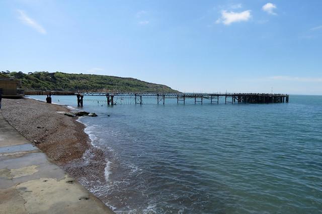 Totland Pier