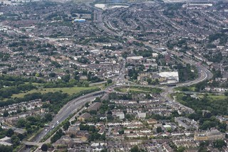 A12-A406 Junction - London
