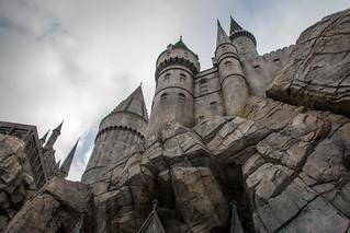 Hogwarts | by HarshLight