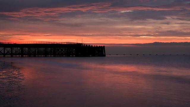 Portsmouth Sunrise (1)