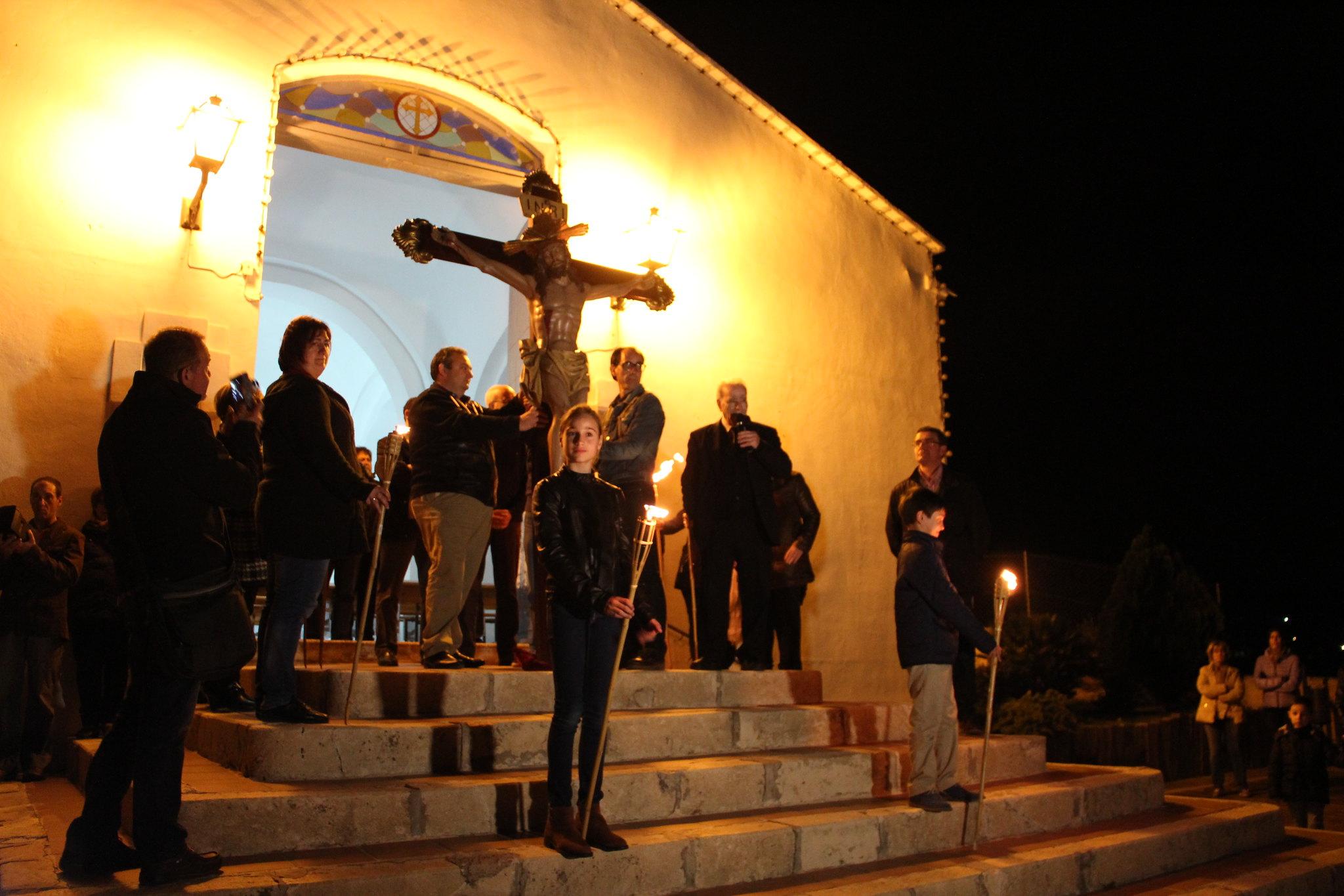 (2015-03-27) - VI Vía Crucis nocturno - Antonio José Verdú Navarro (01)