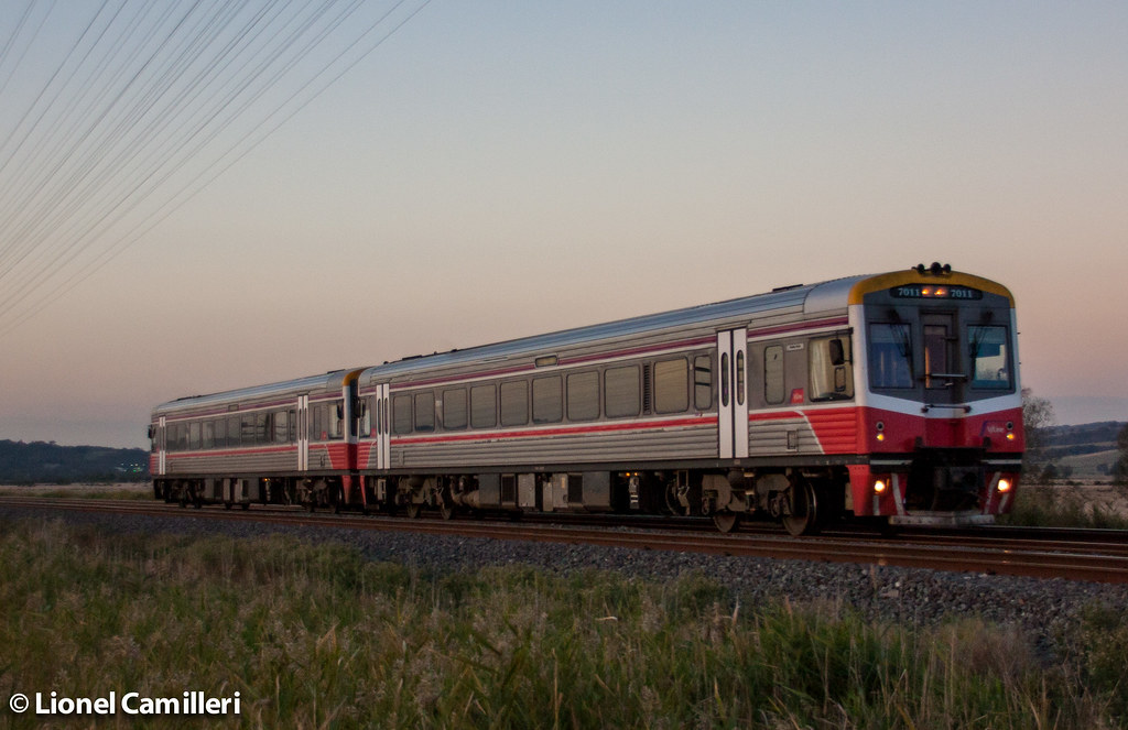 Evening Sprinters by LC501