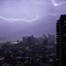 April Thunderstorm IV - North Manhattan by Samytry