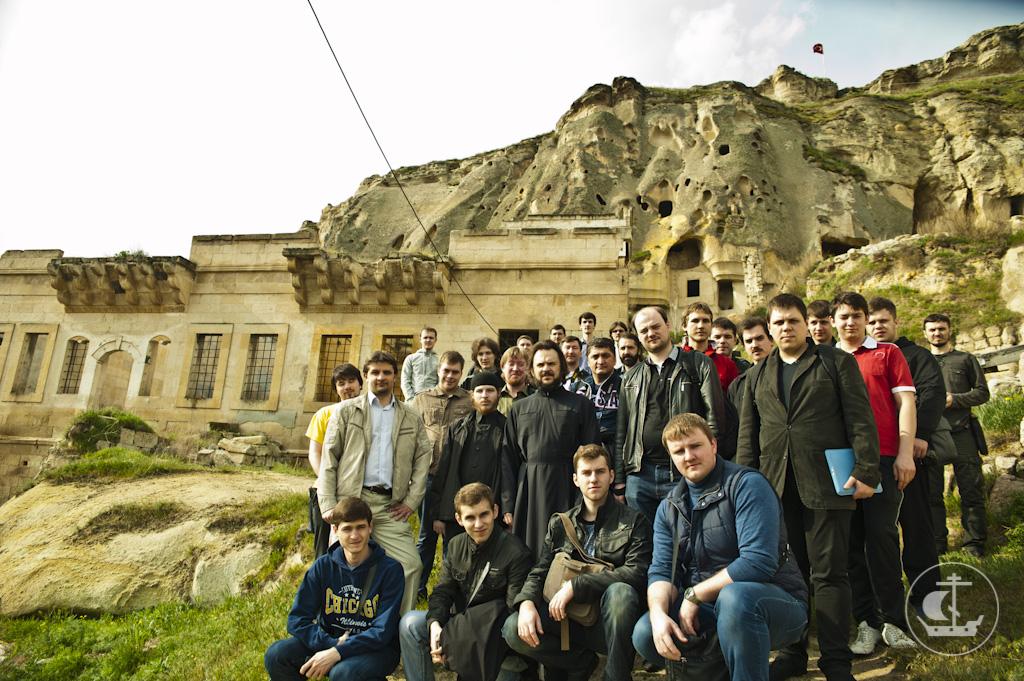 15-16 апреля 2013, К святыням древней Византии. Каппадокия