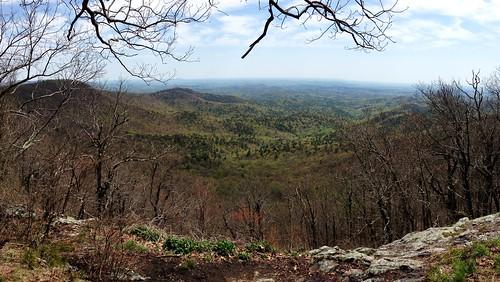 mountains flickr hiking trail northgeorgia bentonmackayetrail alltrails springermountainloop