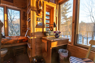 The Tiny Fern Forest Treehouse - Lincoln, VT - 2013, Feb - 10.jpg | by sebastien.barre