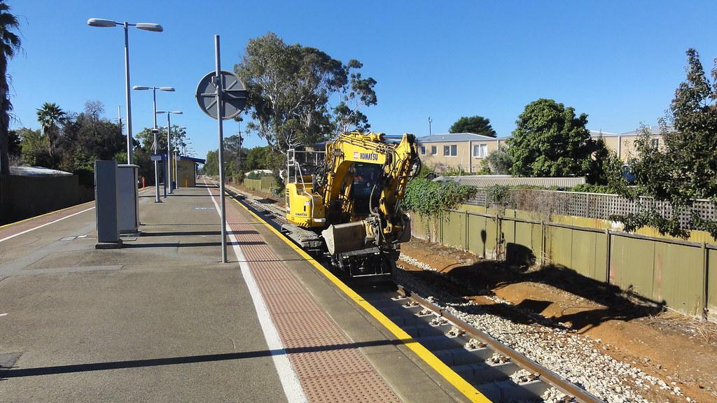 Noarlunga/Seaford Line Upgrade by Ryan Smith