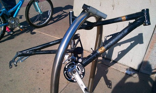 Stripped bike is a sad bike | by Richard Masoner / Cyclelicious