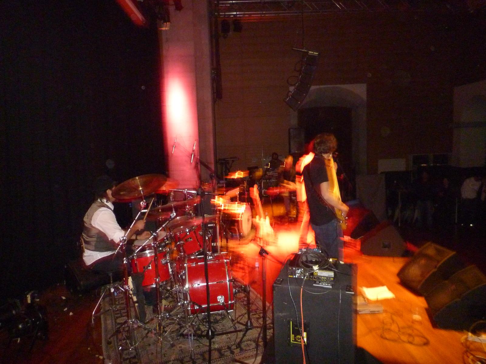 Delorean + Urtzi Azkue & The Funk Junkers