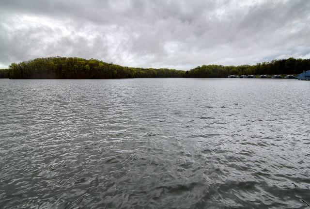 Fall Creek Falls Lake, Fall Creek Falls SP, Van Buren Co, TN