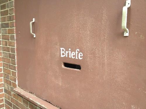 Briefe | by jmm-hamburg