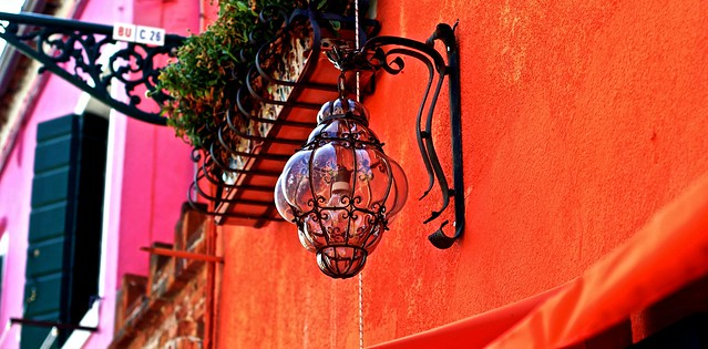 Burano - Travelling Through Europe