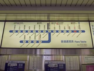 Hotarugaike Station, Osaka Monorail | by Kzaral