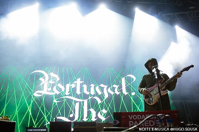 Portugal. The Man - Vodafone Paredes de Coura '16