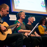 Pilgrimer   Karine Polwart takes part in a special event of readings and music © Alan McCredie