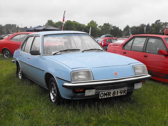 Vauxhall Cavalier - OMR 819R