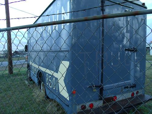 oklahoma truck 1950s ugly durant van ge fageol