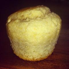 White Corn Muffin...