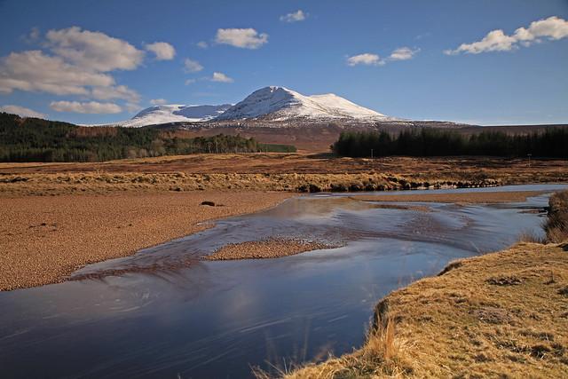 The River Bran.