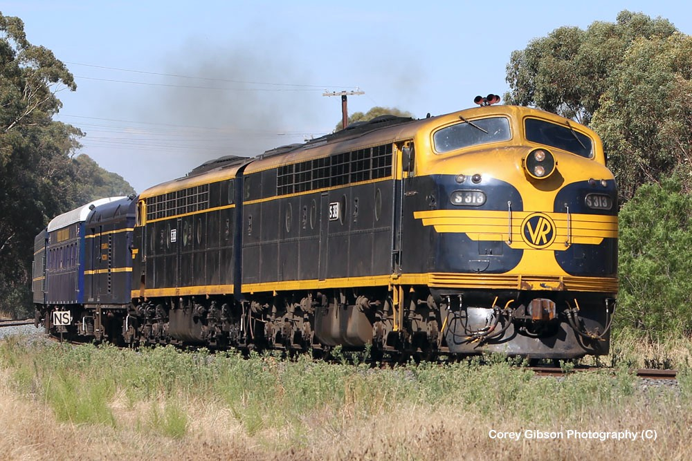 S313 & S303 special to Tocumwal by Corey Gibson