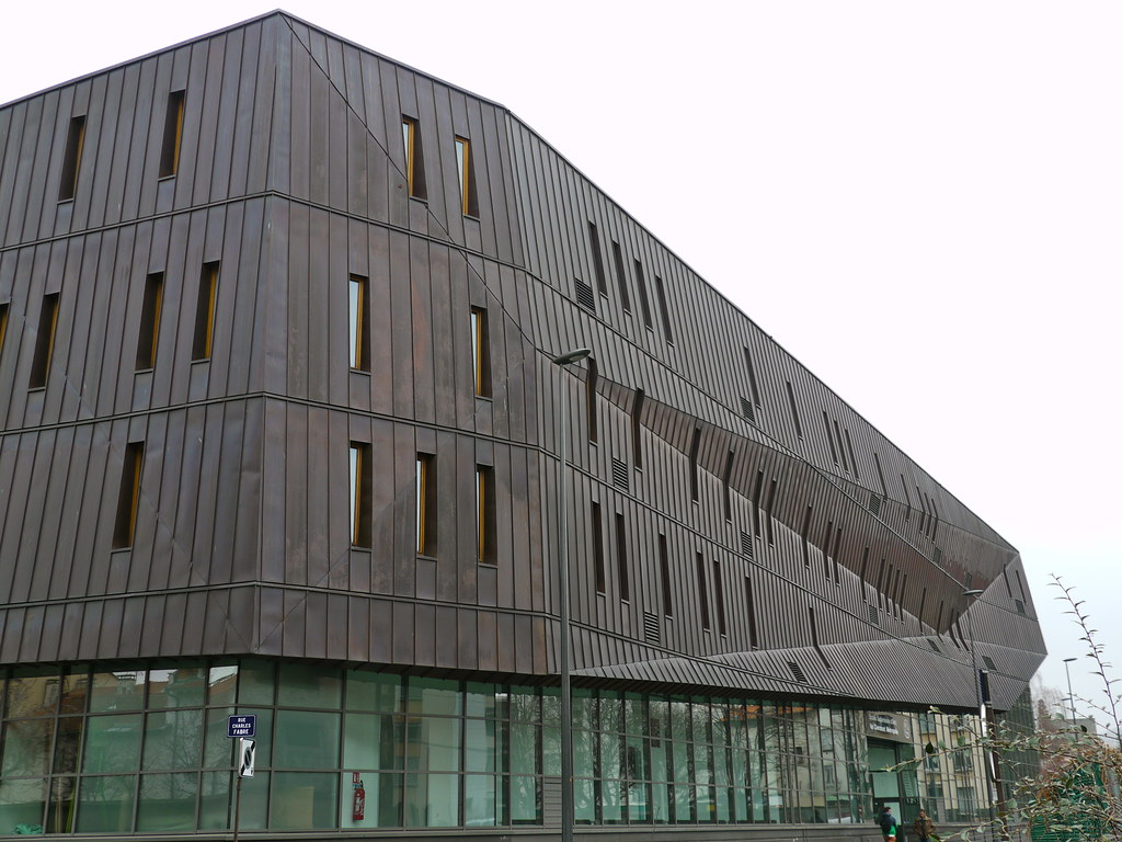 École D Architecture Clermont clermont-ferrand, puy-de-dôme: rue kessler, école supérieu