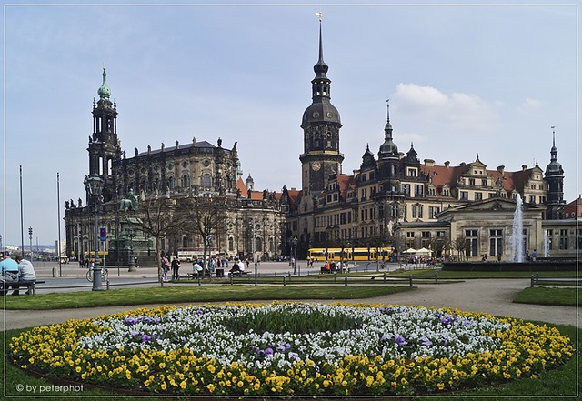DRESDEN im April