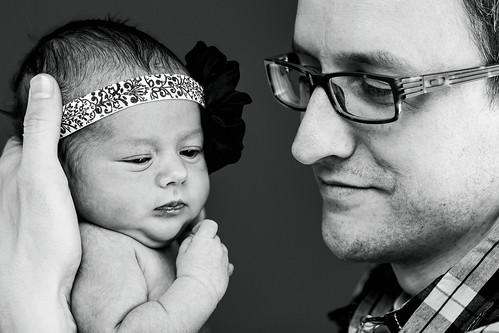 baby dad newborn