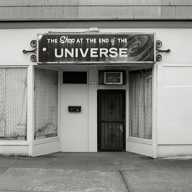 The Shop at the End of the Universe, Portland