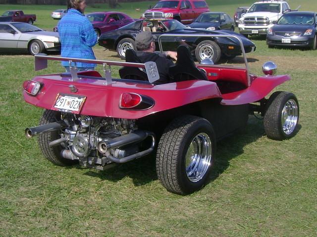 Sears Rascal Dune Buggy   Built on a '57 VW Beetle chassis