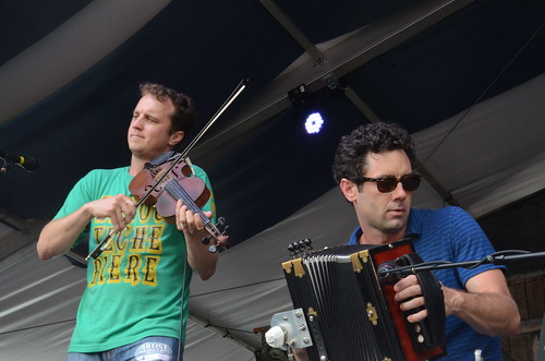 Lost Bayou Ramblers.  Photo by Hunter King.