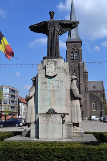 Oorlogsgedenkteken, Ledeberg