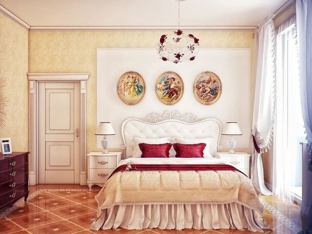 Romantic Master Bedroom Paint Colors Romantic Master Bedro Flickr,Furniture Diy Welding Projects