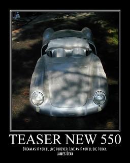New Porsche 550 | 2016?