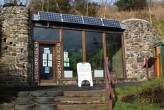 Earthship Fife  Visitor Centr