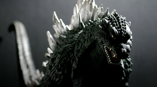 Godzilla 2002 (Bandai)
