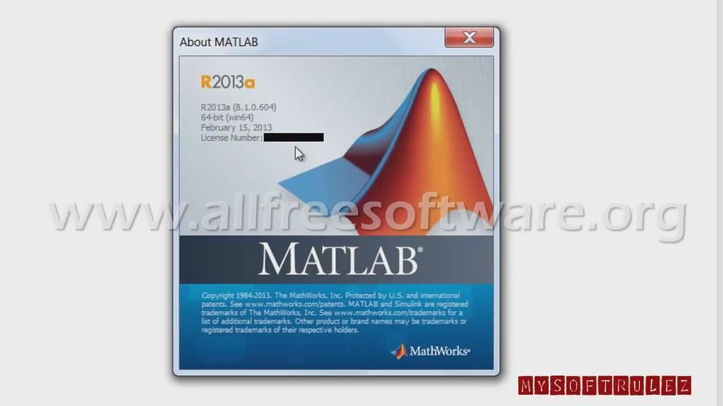 Matlab R2013a v8 1 0 604 Incl  Serial Key and Crack Full V