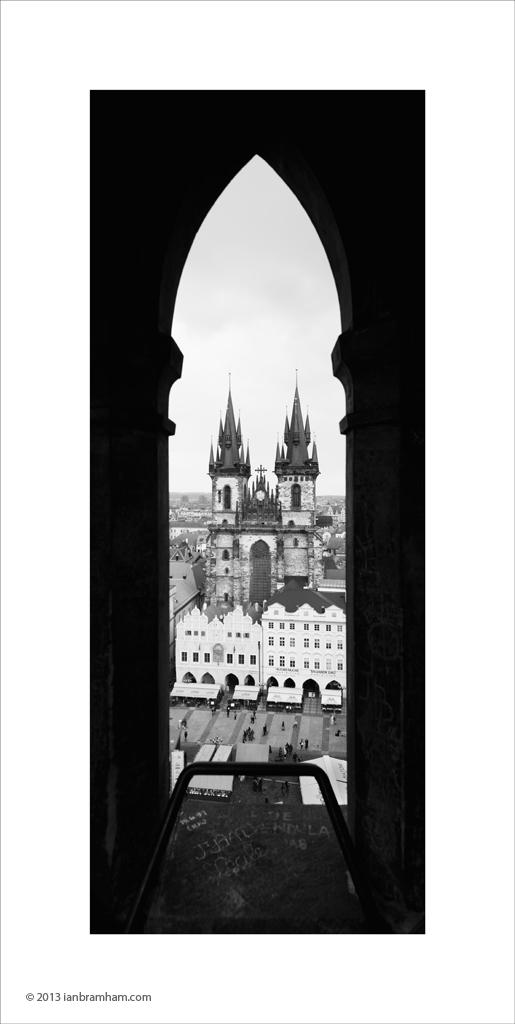 Týn Church, Prague
