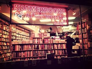 Kramerbooks | by Joe in DC