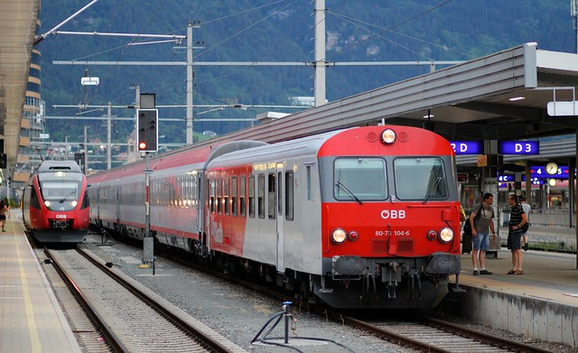Innsbruck Hauptbahnhof