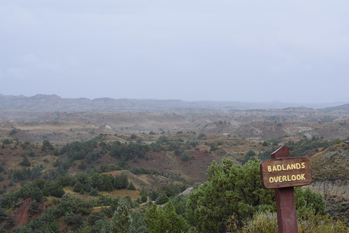 Badlands in Theodore Roosevelt National Park | by CorporateRunaways