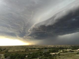 shelf cloud 2 | by Rachel Maxey Miles