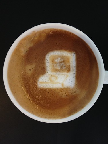 Today's latte, Google Japanese Input Pata-Pata Version! | by yukop