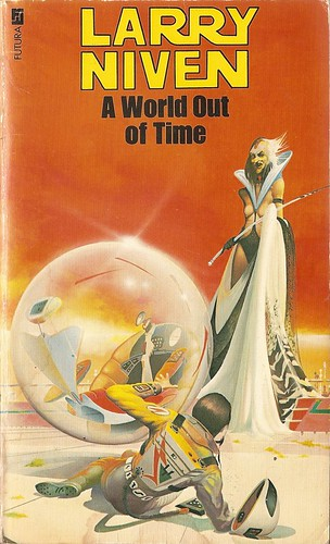 Larry Niven - A World out of Time (Futura 1979)