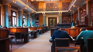 Victoria and Albert Museum Library | by pml2008