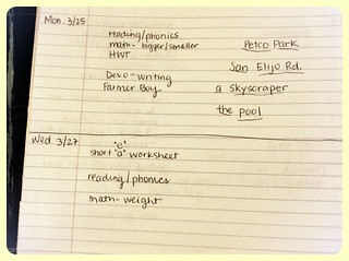 Homeschool planning | by mrs. bennettar