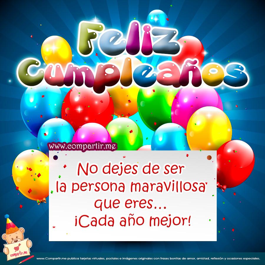 Frases De Amor Tarjetas De Cumpleaños Gratis Con Frases Flickr