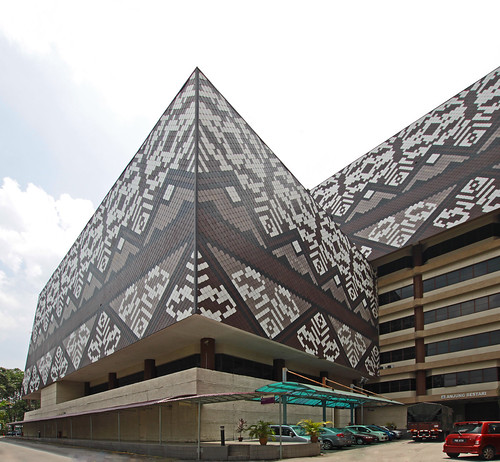National Library Of Malaysia In Kuala Lumpur Hd Photos And Wallpaper Directory