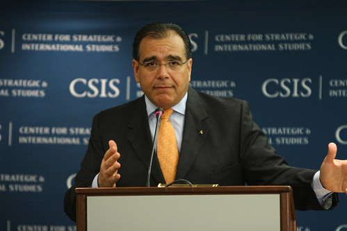Juan Jose Daboub, Former Finance Minister of El Salvador and Managing Director of the World Bank | by CSIS: Center for Strategic & International Studies